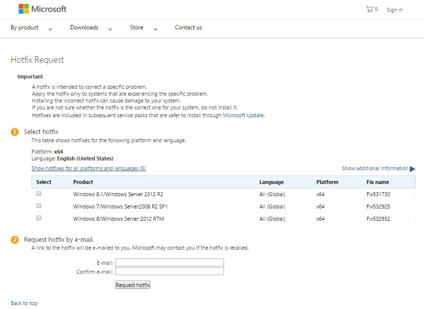 Fixed] Server 2012 R2 Essentials – Client Restore Crashes | The Hare